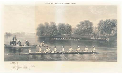 The London rowing club