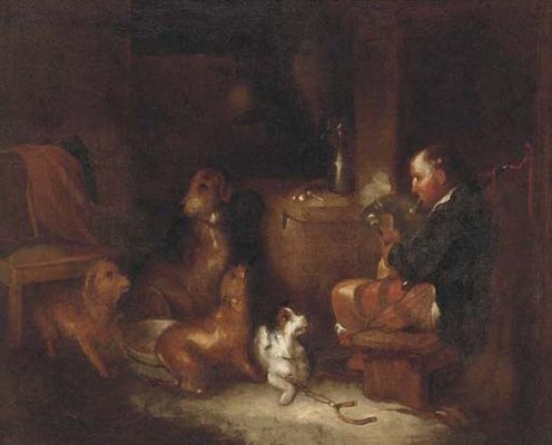Attributed to Edward Armfield