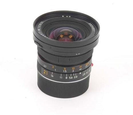 Elmarit-M f/2.8 21mm. no. 3524