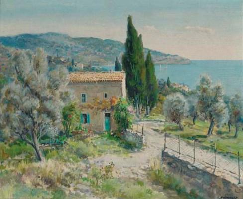 Lucien Potronat (b.1889)