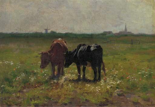 Emile van Damme-Sylva (b.1853)