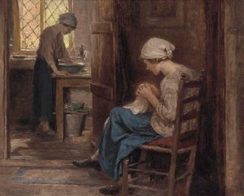Arthur Winter Shaw (1869-1948)