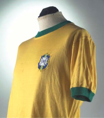 A YELLOW BRAZIL V. ENGLAND 197