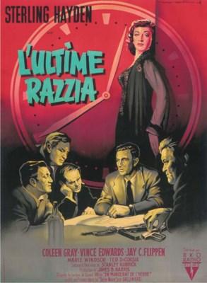 The Killing/L'Ultime Razzia