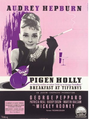 Breakfast At Tiffany's/Pigen H