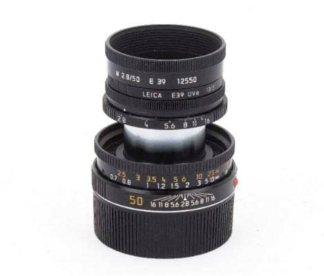 Elmar-M f/2.8 50mm. no. 373329