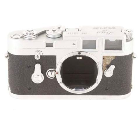 Leica M3 no. 1000234