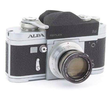 Alpa Reflex 9d no. 47634