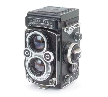 Rolleiflex 3.5F no. 2217103