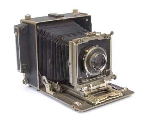 British cameras: