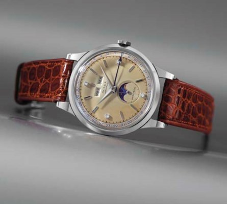 Rolex. An extremely rare and p