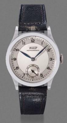 Tissot. A stainless steel wris