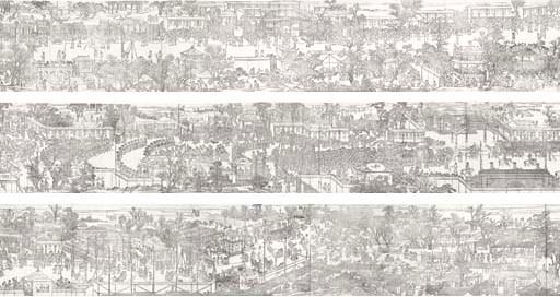 WANG YUANQI (1642-1715) AND WA