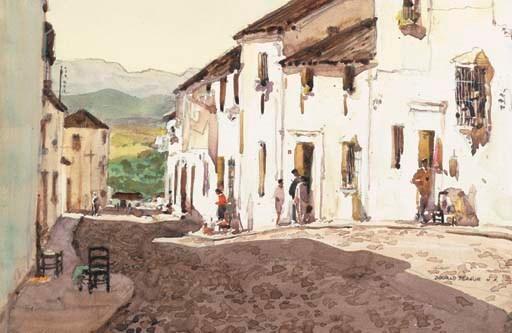 DONALD TEAGUE (1897-1991)