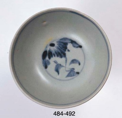 SIXTY FOUR SIMILAR BOWLS	 (64)