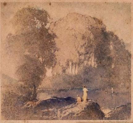 THOMAS BALFOUR GARRETT (1879-1