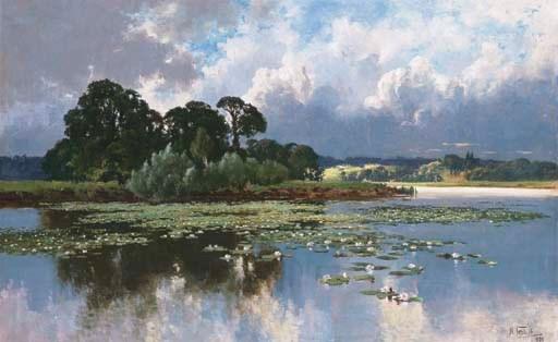 HENRI TEBBITT (1852-1926)