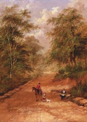 JAMES HOWE CARSE (1819-1900)