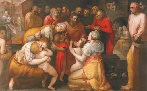 Frans Floris (Antwerp c. 1520-