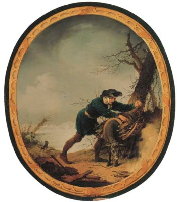 Januarius Zick (Munich 1730-17