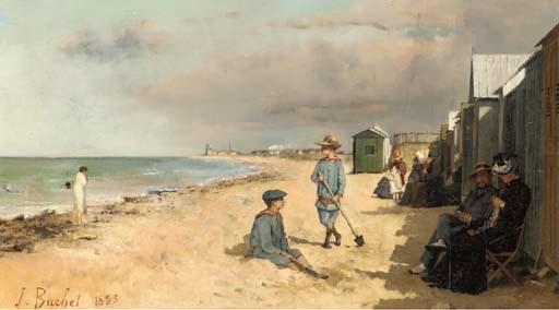 Jules Büchel (Belgium, 1866-19