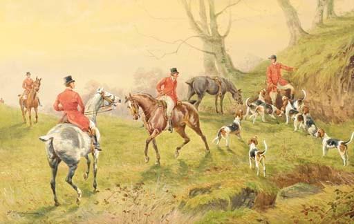 H. Murray (British, fl. 1850-1