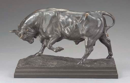 A FRENCH SECOND VERSION BRONZE