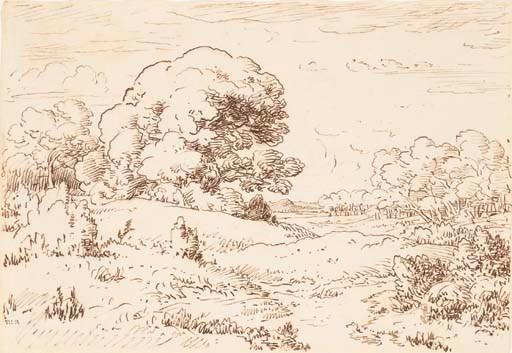 Théodore Rousseau (Paris 1812-