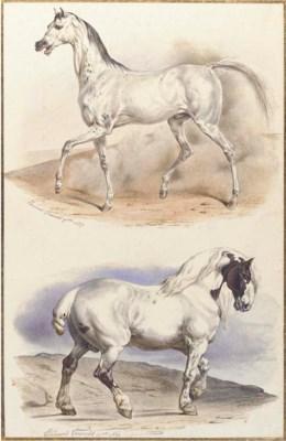 Edouard Travies (Doulens 1809-