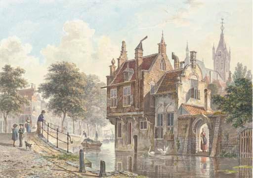 P.L. van Hove, early 19th Cent
