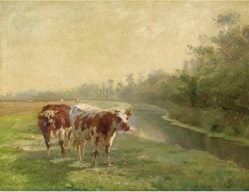 Leon Barillot (French, 1844-19