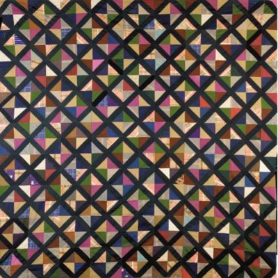 TWO PIECE QUILT TOPS,