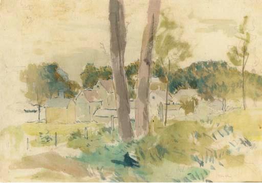 Julian Alden Weir (1852-1919)