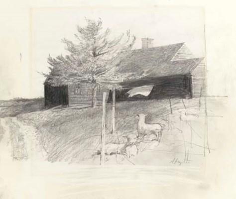 Andrew Wyeth (b. 1917)