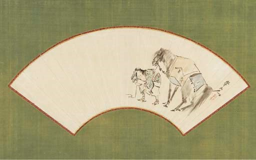 Attributed to Watanabe Kazan (