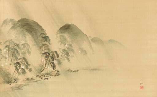 Nakabayashi Chikkei (1816-1867