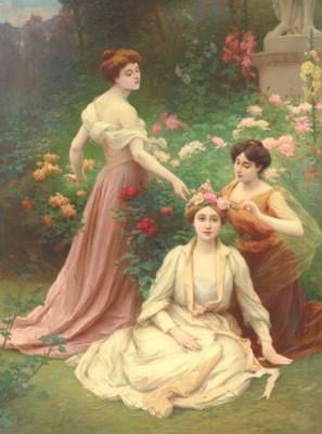 Jules Scalbert (French, b.1851