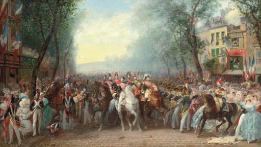 Joseph Navlet (French, 1821-18