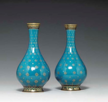 A PAIR OF SEVRES (SECOND REPUB