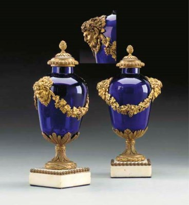 A PAIR OF LOUIS XVI STYLE ORMO