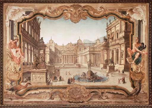 Domenico Fossati (Venice 1743-