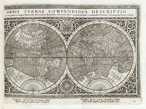 PTOLEMAEUS, Claudius. Geografi