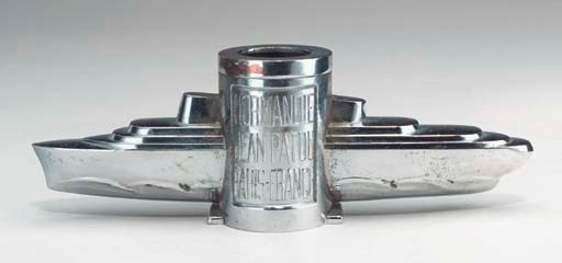 A perfume bottle from the S.S.