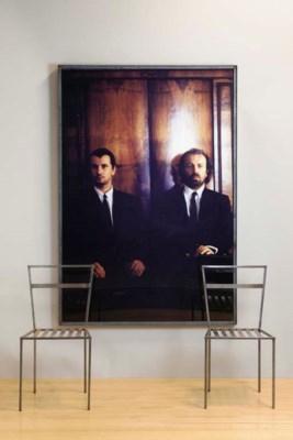 Clegg & Guttmann (b.1957)