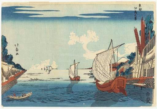 Shotei Hokuju (Act. late 1790s