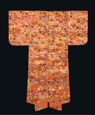 Karaori Noh Costume