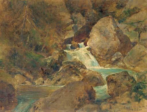 Louis Comfort Tiffany (1848-19