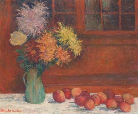 Blanche Hoschede Monet (1865-1