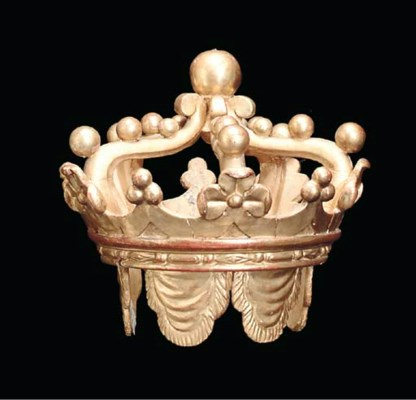 A FRENCH 19TH CENTURY CARVED A