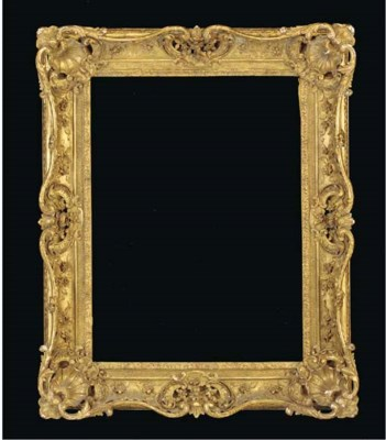 A 19TH CENTURY FRENCH LOUIS XV